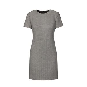 Banana Republic Herringbone Shift Dress